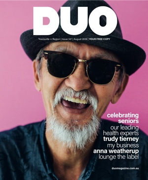 DUO Magazine Cover: August 2018