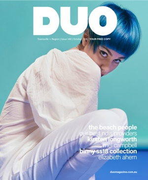 DUO Magazine Cover: October 2018