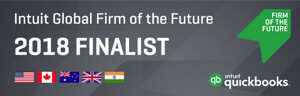 Intuit Firm of the Future Finalist logo