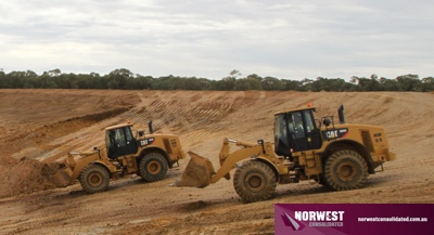 Earthmoving Machines